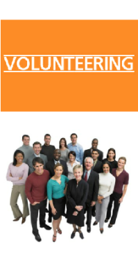 Volunteering - People