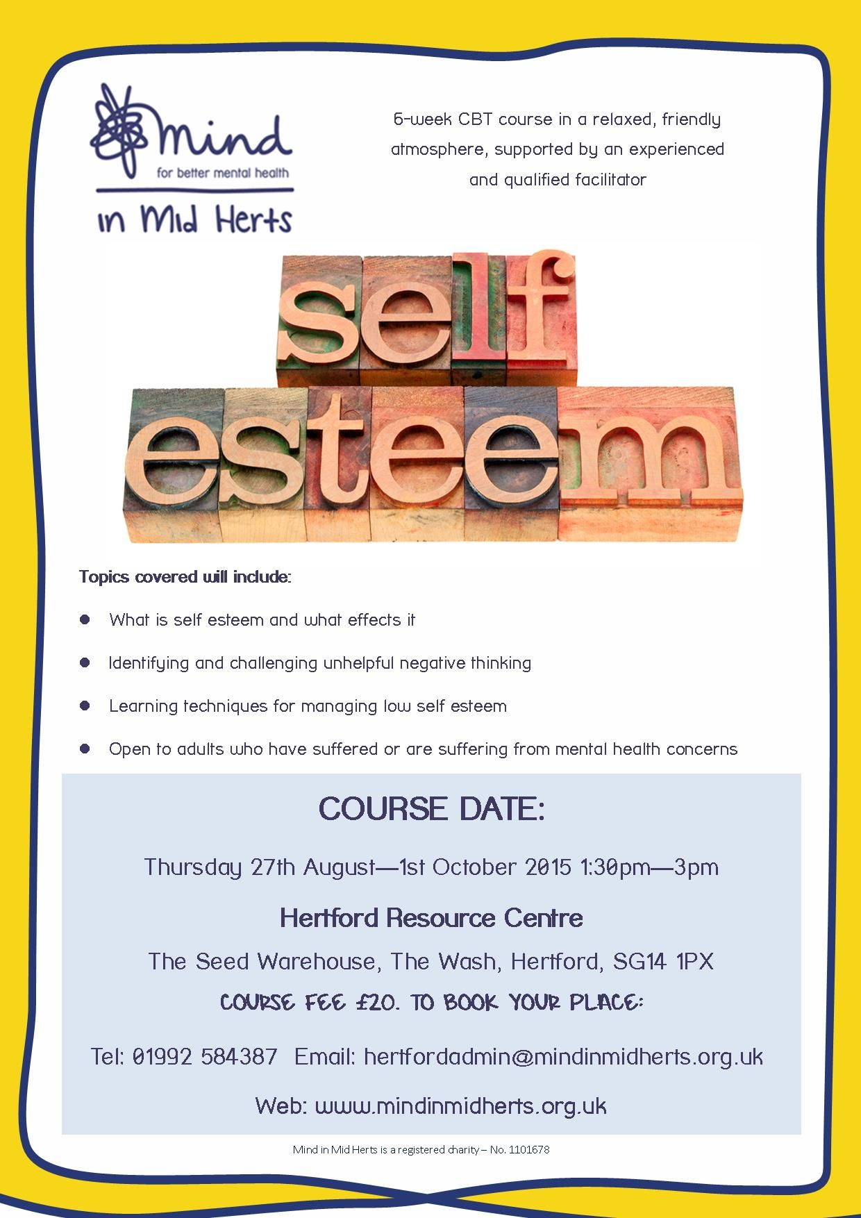 selfesteem dating Learn how to tackle self-esteem issues so that you are able to have better relationships with your friends.
