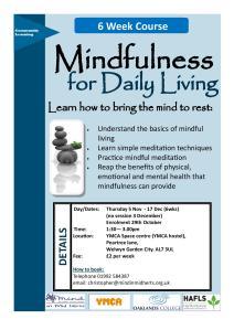 Mindfulness - MiMH YMCA Oaklands poster V3-page-001